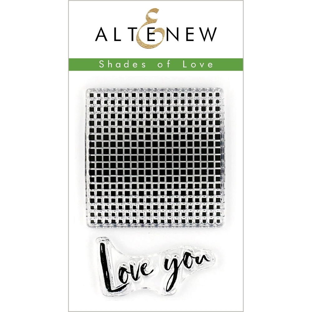 Altenew SHADES OF LOVE Clear Stamps ALT3156 zoom image