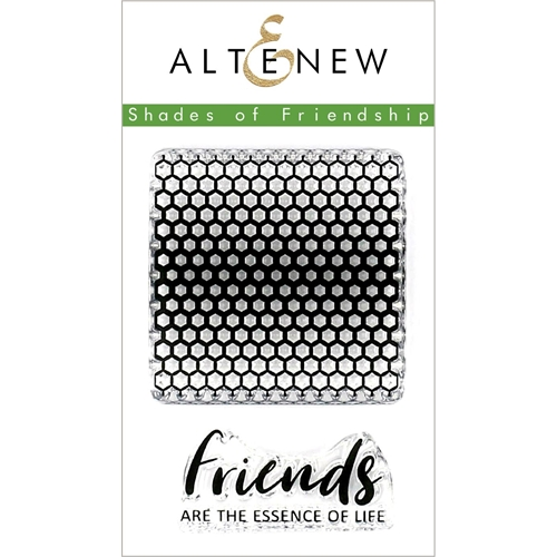Altenew SHADES OF FRIENDSHIP Clear Stamps ALT3155 Preview Image