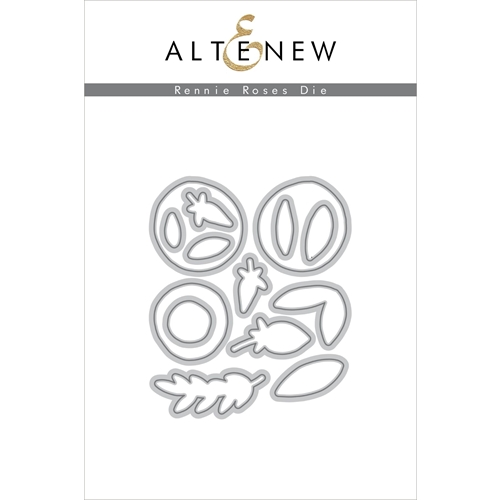Altenew RENNIE ROSES Dies ALT3151 Preview Image