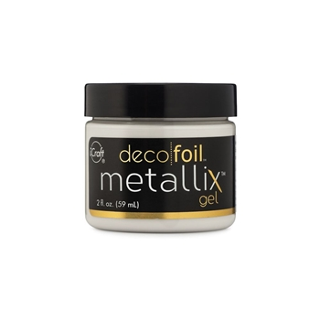 Therm O Web WHITE PEARL METALLIX Deco Foil Gel 5545