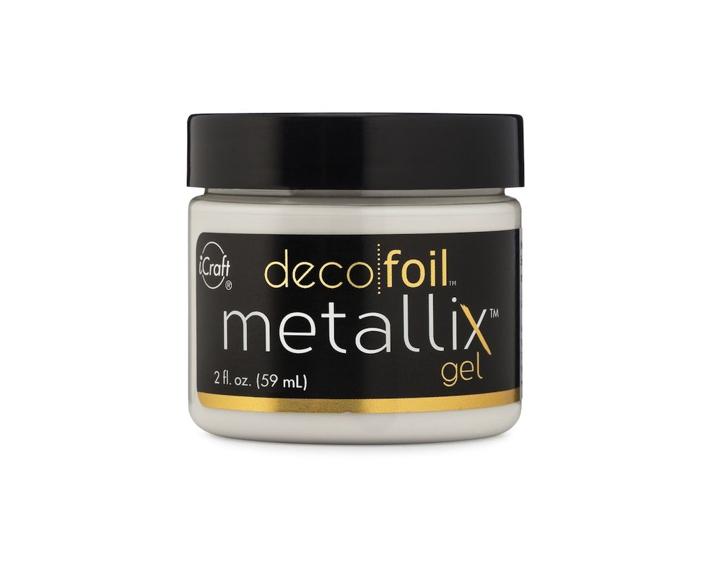 Therm O Web WHITE PEARL METALLIX Deco Foil Gel 5545 zoom image