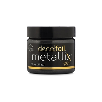 Therm O Web BLACK ICE METALLIX Deco Foil Gel 5546