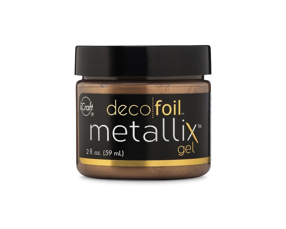 Therm O Web AGED COPPER METALLIX Deco Foil Gel 5543 zoom image