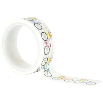Echo Park BIKE RIDE Decorative Tape su178026