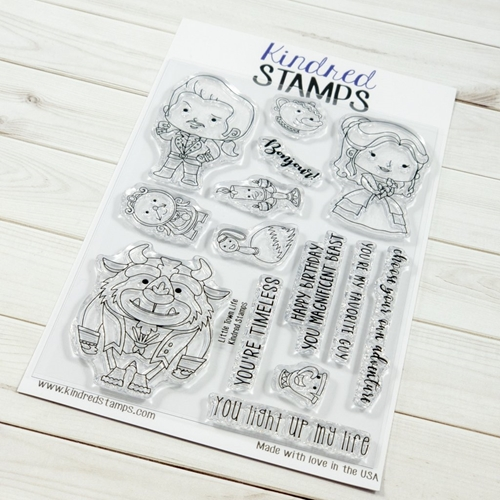 Kindred Stamps LITTLE TOWN LIFE Clear Stamps 1726492 Preview Image