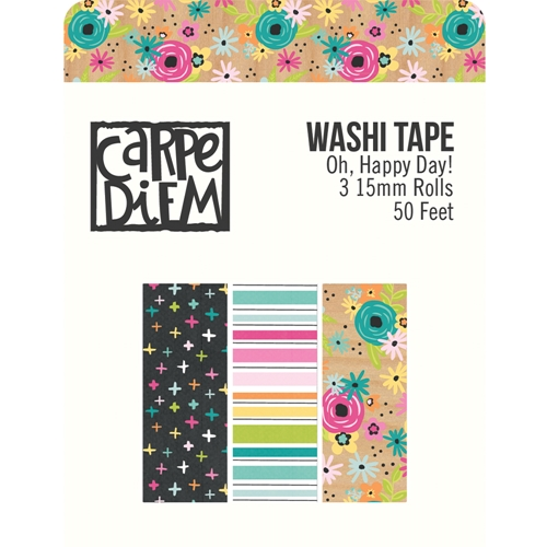 Simple Stories OH HAPPY DAY Washi Tape 10677 Preview Image