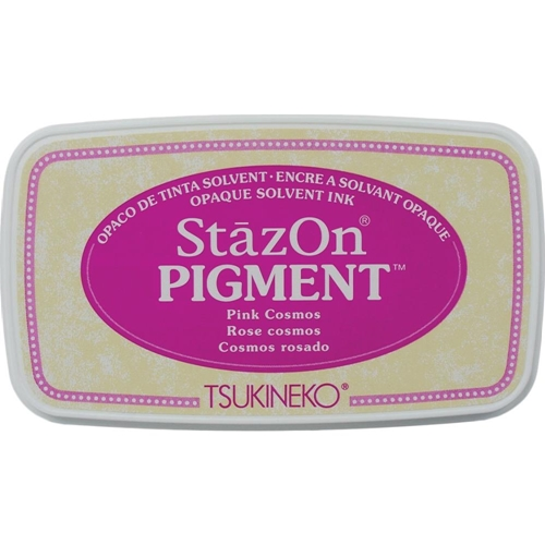 Tsukineko Stazon PINK COSMOS Pigment Ink Pad szpig081* Preview Image