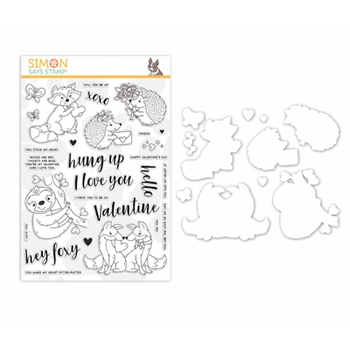 Simon Says Stamps And Dies THE SWEETEST set337ts You Are Loved *