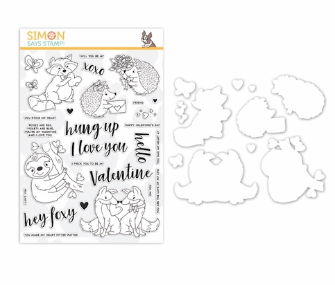 Simon Says Stamps And Dies THE SWEETEST set337ts You Are Loved zoom image