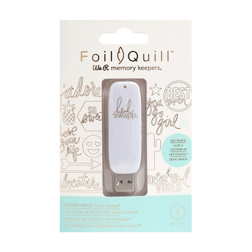 We R Memory Keepers HEIDI SWAPP Foil Quill Design Drive USB 660703 Preview Image