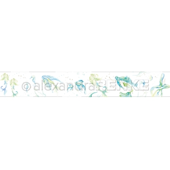 Alexandra Renke BLUE MERMAIDS Washi Tape wtarfa0001