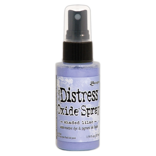 Tim Holtz Distress Oxide Spray SHADED LILAC Ranger tso67887 Preview Image