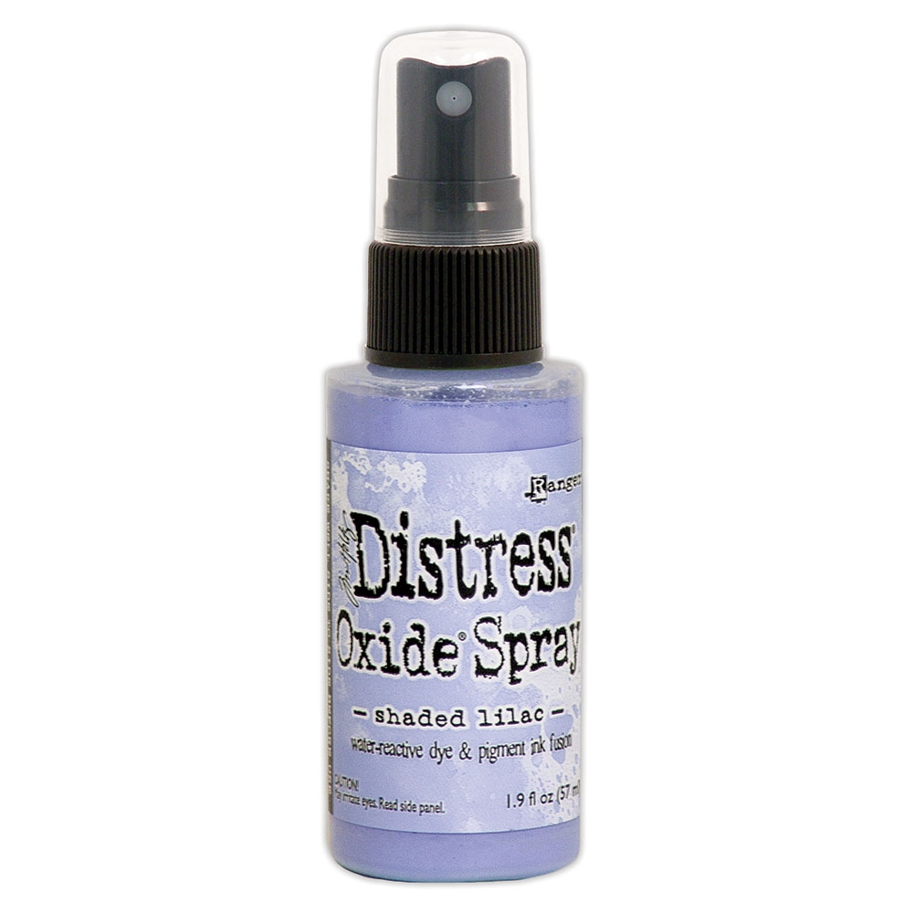 Tim Holtz Distress Oxide Spray SHADED LILAC Ranger tso67887 zoom image