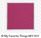 My Favorite Things SELFIE SQUARE Die-Namics MFT1517
