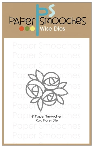 Paper Smooches RAD ROSES Wise Dies A1D434 zoom image