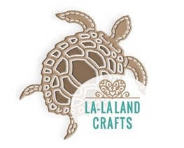 La-La Land Crafts SEA TURTLE Dies 8444