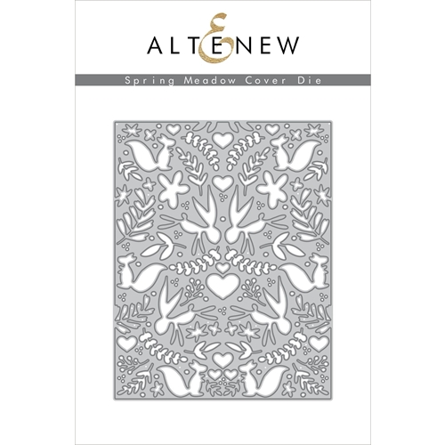 Altenew SPRING MEADOW Cover Die ALT3222 Preview Image