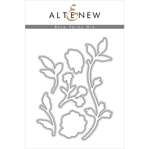 Altenew ROSE SPRAY Dies ALT3213 Preview Image