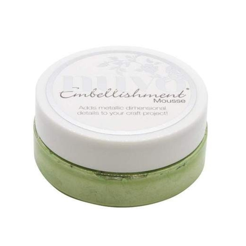 Tonic FOREST GREEN Nuvo Embellishment Mousse 832n Preview Image