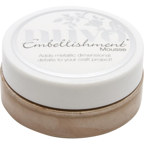 Tonic SOFT TRUFFLE Nuvo Embellishment Mousse 833n Preview Image