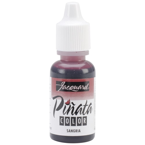 Jacquard SANGRIA Pinata Color Alcohol Ink 0.5oz jfc1015 Preview Image
