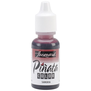 Jacquard SANGRIA Pinata Color Alcohol Ink 0.5oz jfc1015