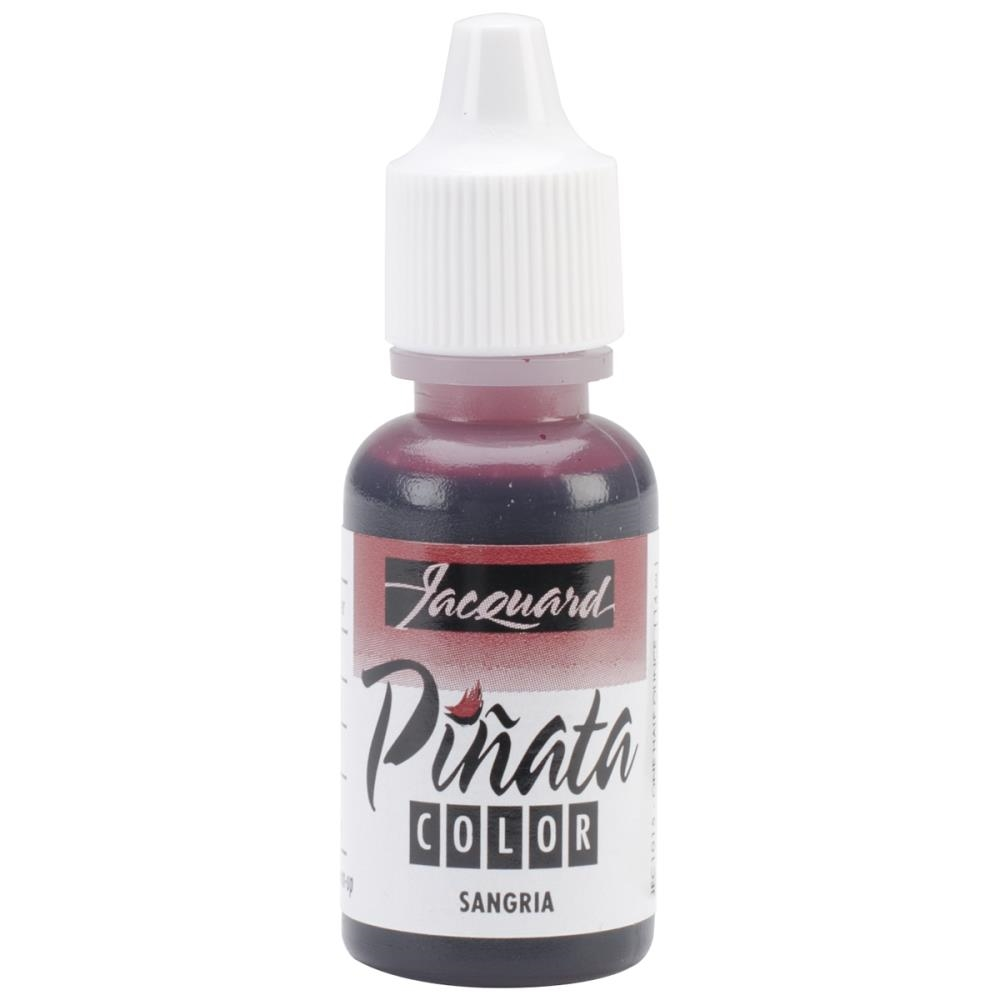 Jacquard SANGRIA Pinata Color Alcohol Ink 0.5oz jfc1015 zoom image
