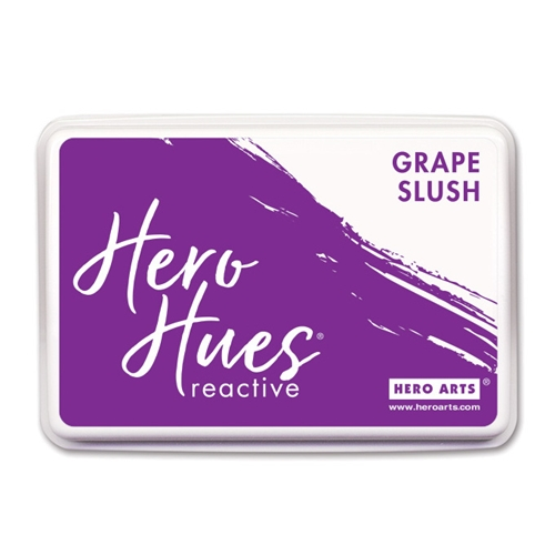 Hero Arts Reactive Ink Pad GRAPE SLUSH AF432 Preview Image