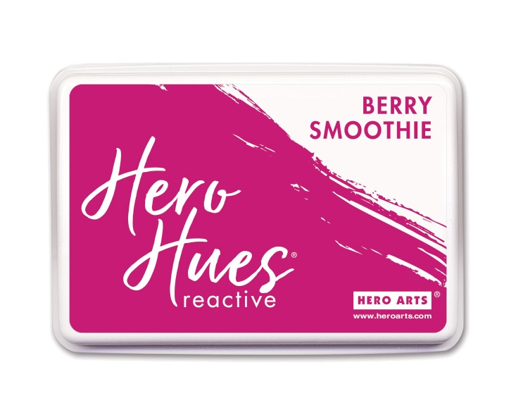 Hero Arts Reactive Ink Pad BERRY SMOOTHY AF430 zoom image