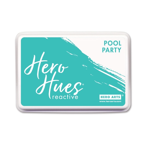 Hero Arts Reactive Ink Pad POOL PARTY AF426 Preview Image