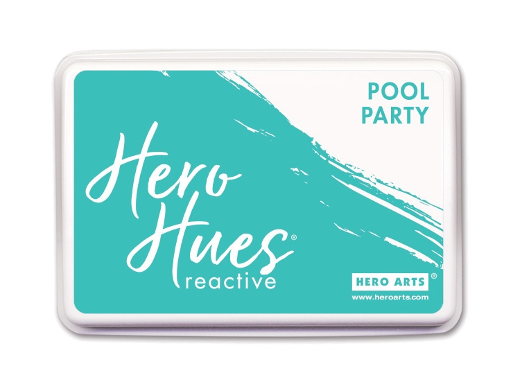 Hero Arts Reactive Ink Pad POOL PARTY AF426 zoom image