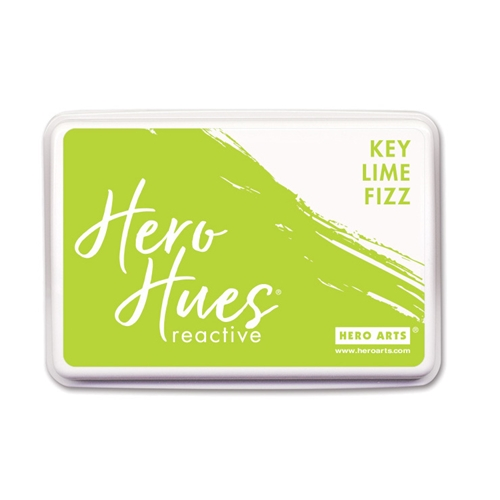 Hero Arts Reactive Ink Pad KEY LIME FIZZ AF424 Preview Image