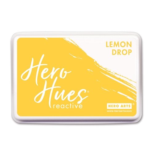 Hero Arts Reactive Ink Pad LEMON DROP AF423 Preview Image