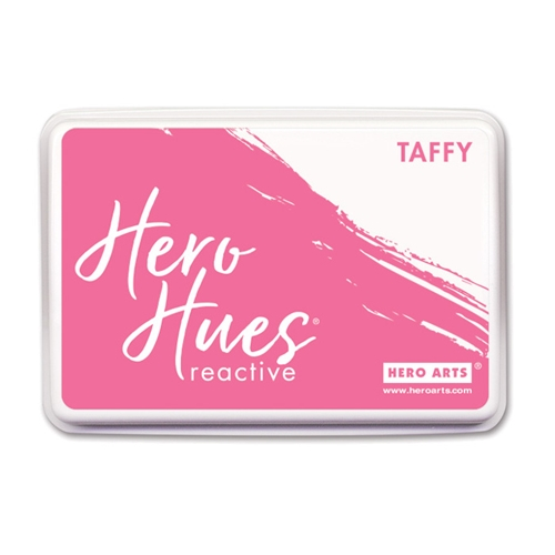 Hero Arts Reactive Ink Pad TAFFY AF420 Preview Image