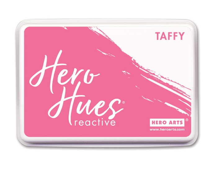 Hero Arts Reactive Ink Pad TAFFY AF420 zoom image