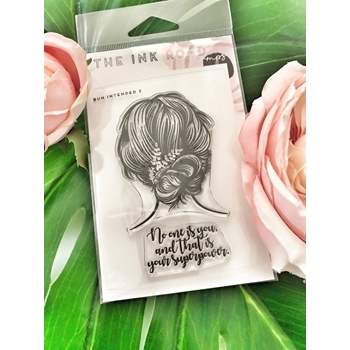 The Ink Road BUN INTENDED 3 Clear Stamp Set inkr074