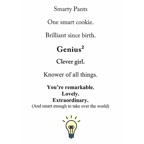 Inky Antics SMARTY PANTS Clear Stamp Set 11453mc Preview Image