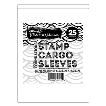 Brutus Monroe 6x8 CARGO SLEEVES 25 Pack Storage bru3754
