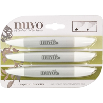 Tonic ORGANIC GREENS Nuvo Creative Pen Collection 332n