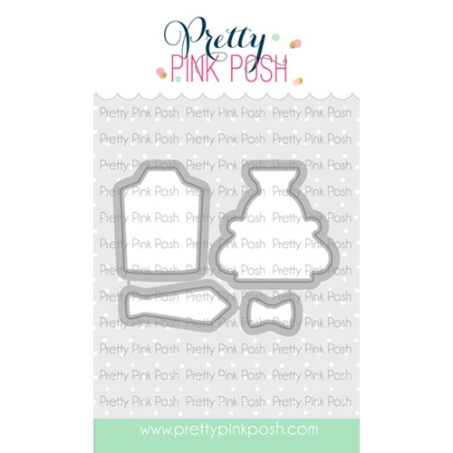 Pretty Pink Posh FATHER'S DAY Dies * Preview Image