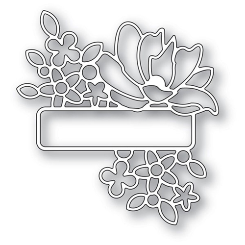Memory Box ANTIQUE GARDEN LABEL Craft Die 94259 Preview Image