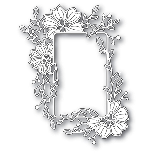 Memory Box CLARKIA FLOWER FRAME Craft Die 94278 Preview Image