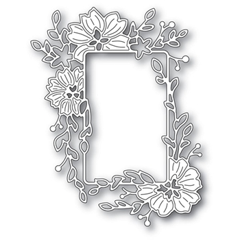 Memory Box CLARKIA FLOWER FRAME Craft Die 94278