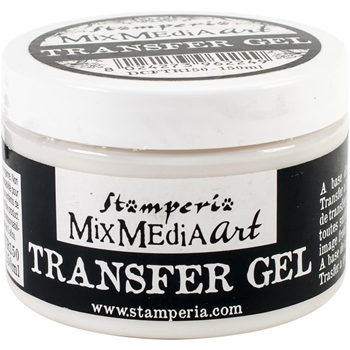 Stamperia TRANSFER GEL dcftr150