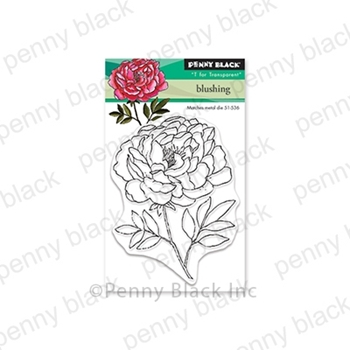 Penny Black Clear Stamps BLUSHING 30-564