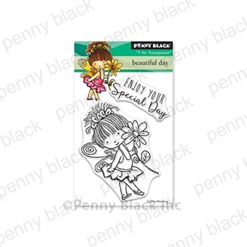 Penny Black Clear Stamps BEAUTIFUL DAY 30-576