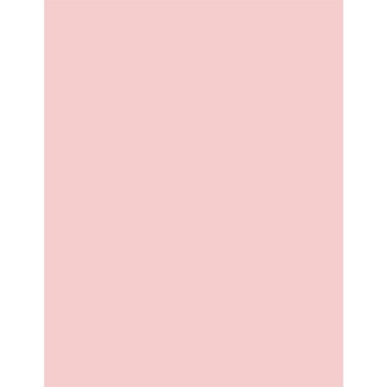 Bazzill ROSE QUARTZ Card Shoppe Heavy Weight 8.5 x 11 Cardstock 300083