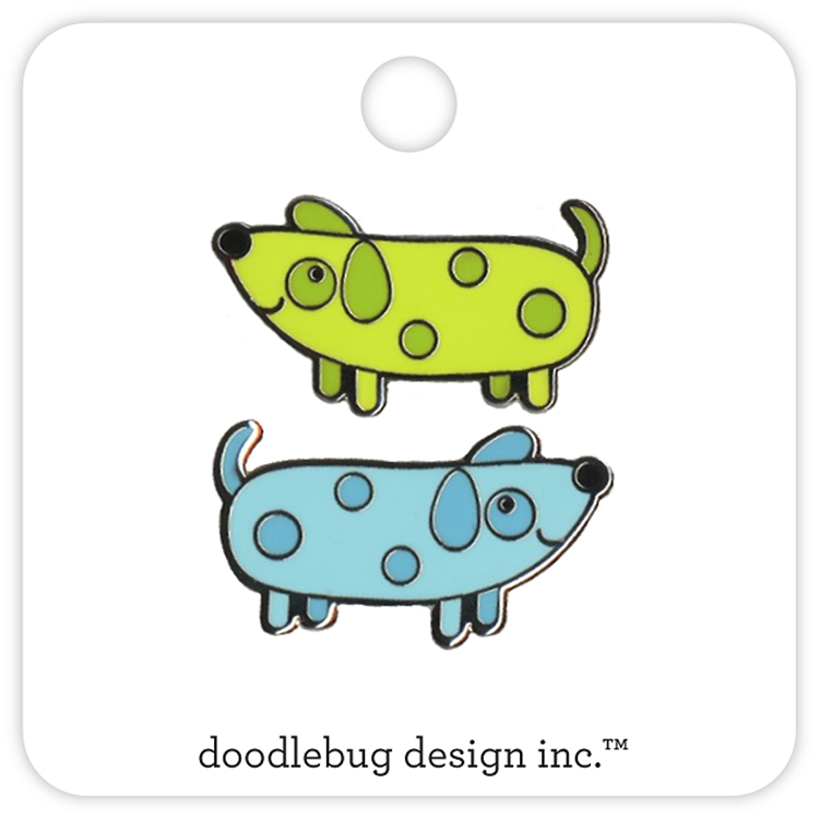Doodlebug WEENIES Collectible Enamel Pins 5311 zoom image