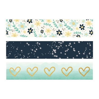 Simple Stories HEART Washi Tape 10515