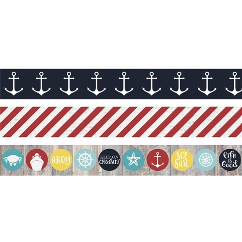 Simple Stories CRUISIN' Washi Tape 10653 Preview Image